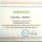 Țurcanu Sergiu / ecoVazon